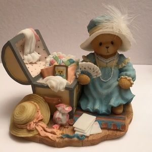 Vintage Retired Cherished Teddies - Kaitlyn